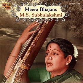 Meera Bhajans – M.S. Subbulakshmi