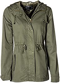 Ragstock Womens Canvas Twill Militar…