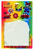 Toy - Hama 4552 - Gro�e Blister-Packung Stiftplatten