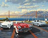 White Mountain Puzzles Golden Gate Classics