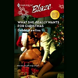 What She Really Wants for Christmas Audiobook