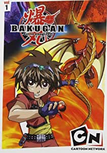 Bakugan, Vol. 1: Battle Brawlers [Import]