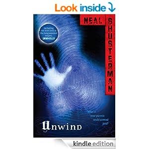 Unwind unwind dystology book 1 ebook neal for Read unwind online free