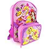 Disney Princess Palace Pets Backpack and Lunchbox set