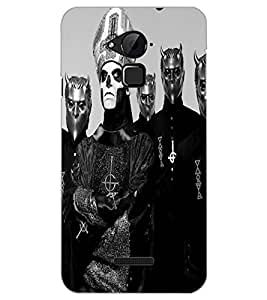 COOLPAD NOTE 3 MONSTERS Back Cover by PRINTSWAG