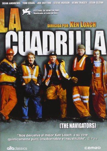 La Cuadrilla [DVD]