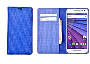 R&A Pu Leather Wallet Case Cover For Nokia Lumia 720
