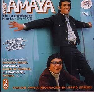 Los Amaya - Vol. 1 / Todas sus grabaciones en Discos EMI (1969-1976)