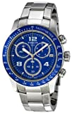 TISSOT V8 T039.417.11.047.02 GENTS STAINLESS STEEL CASE CHRONOGRAPH DATE WATCH