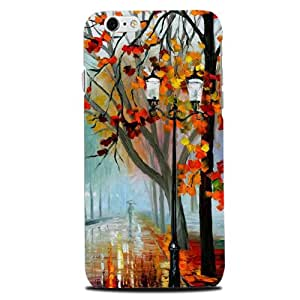 StyleO Iphone 6 designer case and cover printed mobile back cover Garden