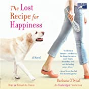The Lost Recipe for Happiness | [Barbara O'Neal]