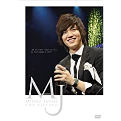MINOZ JAPAN FIRST EVENT DVD