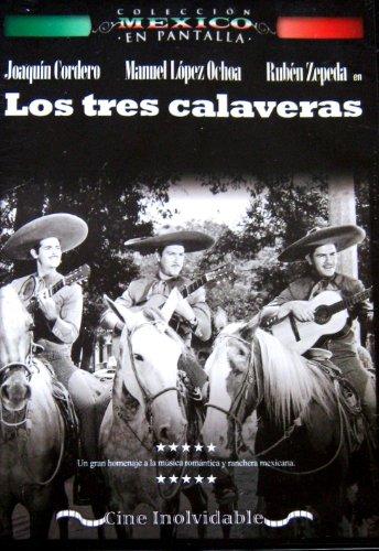 Los tres calaveras [NTSC/Region 1&4 dvd. Import - Latin America]