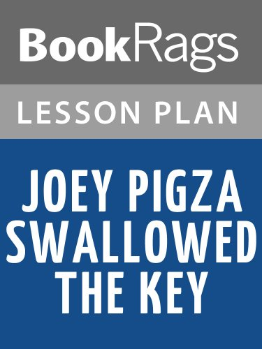 joey pigza swallowed the key essay questions By gary paulsen a teaching unit there are 20 questions on the complete test • joey pigza swallowed the key by jack gantos.