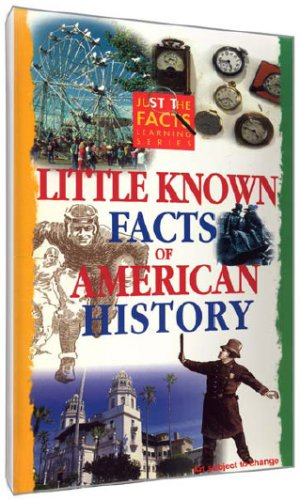Fun Facts of American History: Little Known FactsFun Facts of American History: Little Known Facts