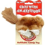 KONG Squirrel Catnip Toy