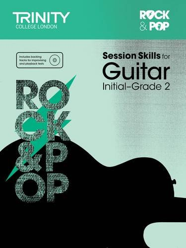 Session Skills for Guitar Initial-Grade 2