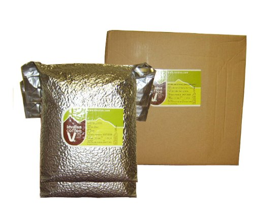66 Lbs Bags (132 Lbs Total) Bolivia Celso Mayta Organic Green Coffee