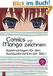 Comics und Manga zeichnen: Kopiervorl...