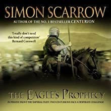 The Eagle's Prophecy: Eagles of the Empire, Book 6 Audiobook by Simon Scarrow Narrated by Russell Boulter