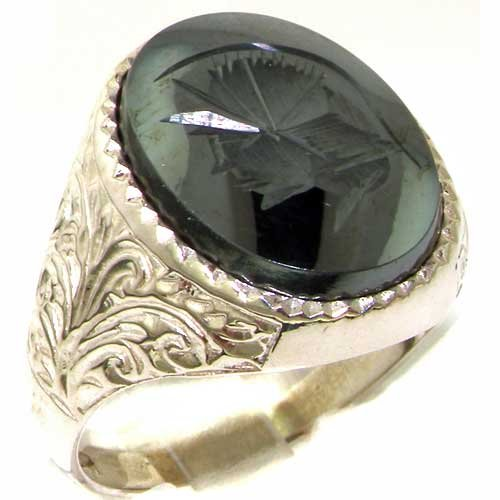 cheap signet ring