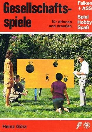 39 gesellschaftsspiele f r drinnen und drau en spiele bibliothek 39 von heinz g rz. Black Bedroom Furniture Sets. Home Design Ideas