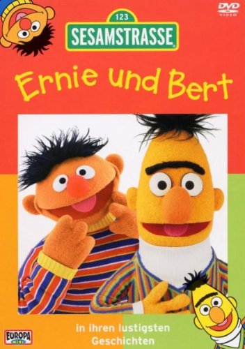 sesamstra e ernie und bert in ihren lustigsten. Black Bedroom Furniture Sets. Home Design Ideas