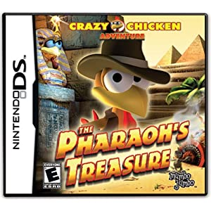 Crazy Chicken - Pharaoh's Treasure