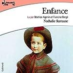 Enfance | Nathalie Sarraute