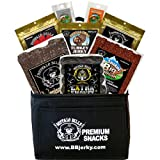 Buffalo Bills Outdoorsman Jerky & Beef Stick 6-Pack Gift Cooler - Makes A Great Christmas Gift