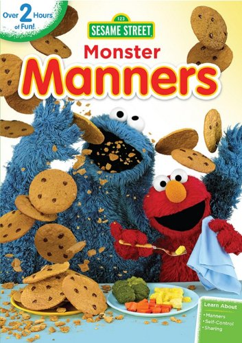 Sesame Street: Monster Manners [Edizione: Francia]