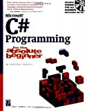 img - for Microsoft C# Programming: For the Absolute Beginner book / textbook / text book