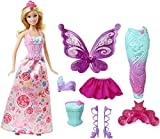 #10: Barbie Fairytale Dress Up, Multi Color