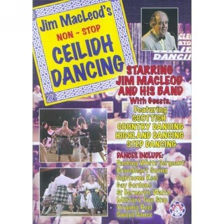 Jim Macleod's Non-Stop Ceilidh Dancing [DVD]