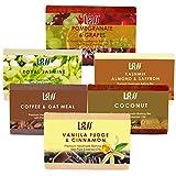 Winter Care Soaps (Coffee and Oat,Almond and Saffron Milk,Royal Jasmine,Coconut,Pomegranate Grapes,Vanilla Fudge)