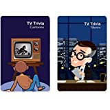 Finders Forum FFPCGT011 Double Deck Tv Trivia Playing Cards