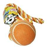 Pet Brands Wow Tennis Ball Tug (Jumbo)
