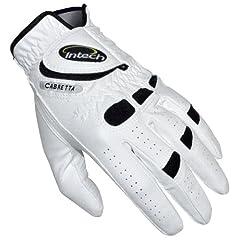 Intech Six-Pack Ti-Cabretta Mens Glove by Intech