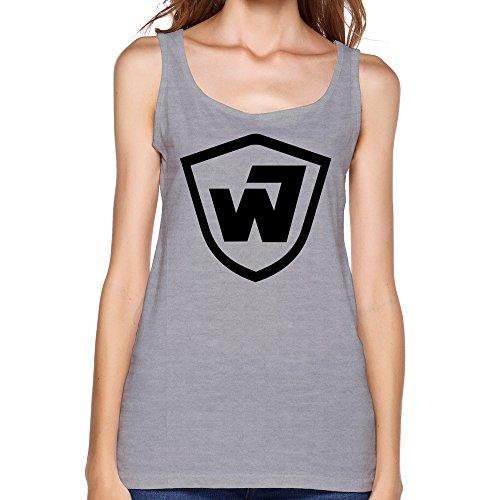femmes-warner-bros-warners-wb-time-warner-sleevelessa-tanka-top-sleeveless-sweater-x-large