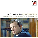 Glenn Gould Collection Vol.12 - Glenn Gould plays Brahms: 4 Balladen op. 10, 2 Rhapsodieen op. 79, 10 Intermezzi