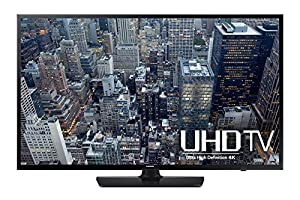 Samsung UN60JU6400 60-Inch 4K Ultra HD Smart LED TV (2015 Model)