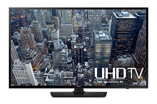 Samsung UN48JU6400 48-Inch 4K Ultra HD Smart LED TV (2015 Model) (48 Samsung Smart Tv compare prices)