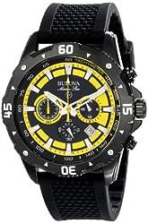 Bulova Men's 98B176 Marine Star Stainless Steel Watch