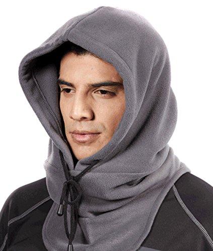 Elandy thickening polar fleece Windproof Balaclava Outdoor Sports Mask for motorcycle riding