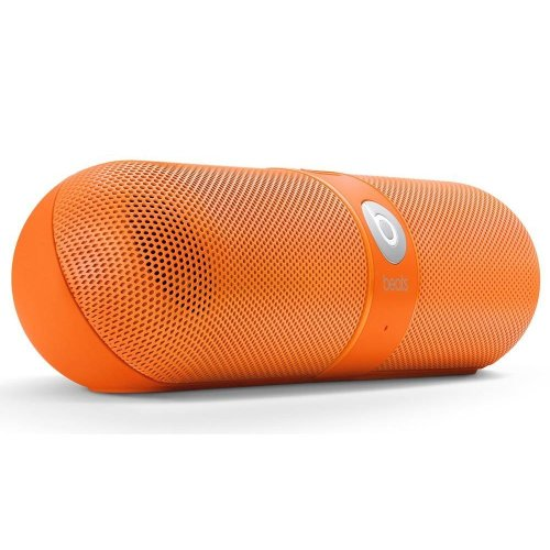 [Parallel Import] Monster Beats By Dr. Dre Beats Pill Speaker Wireless Bluetooth And Nfc (Neon Orange)