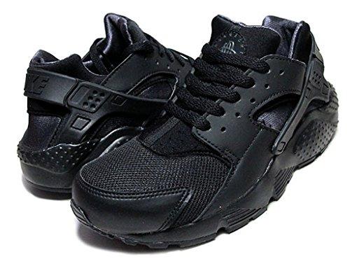 Nike Bambino Huarache Run (GS) scarpe da corsa nero Size: