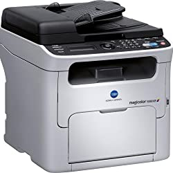 Konica Minolta Magicolor 1690MF Multifunction Color Laser Printer