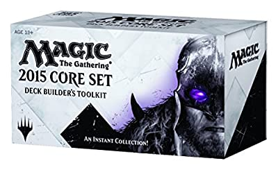 Magic the Gathering 2015 Core Set Deck Builder's Toolkit from Wizards of the Coast