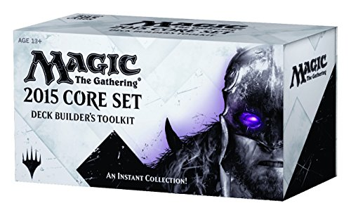 Magic the Gathering 2015 Core Set Deck Builder's Toolkit (Magic Gathering Starter Deck compare prices)