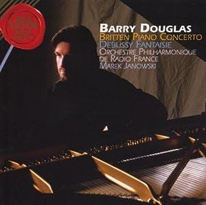Britten: Piano Concerto / Debussy: Fantaisie